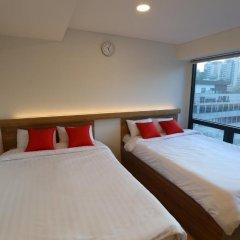 Отель STEP INN Myeongdong 1 комната для гостей фото 4