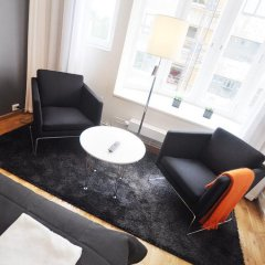 Sky Hotel Apartments, Stockholm 3* Студия с различными типами кроватей фото 10