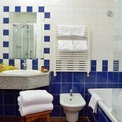Отель Porta Faenza Hotel Италия, Флоренция - 2 отзыва об отеле, цены и фото номеров - забронировать отель Porta Faenza Hotel онлайн ванная фото 2