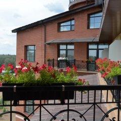 Гостиница Яр балкон