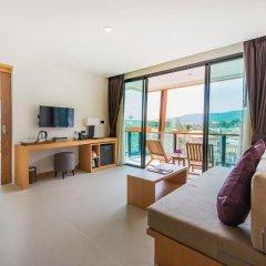 Отель The Lunar Patong 3* Люкс с двуспальной кроватью
