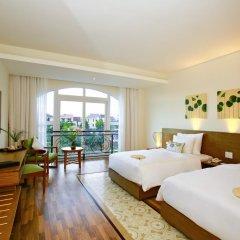 Lasenta Boutique Hotel Hoian 4* Улучшенный номер с различными типами кроватей фото 6