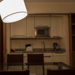 Отель Apartamentos Turisticos Atlantida Улучшенные апартаменты разные типы кроватей фото 10