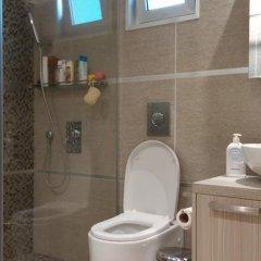 Отель Andreas Villa Кипр, Протарас - отзывы, цены и фото номеров - забронировать отель Andreas Villa онлайн ванная