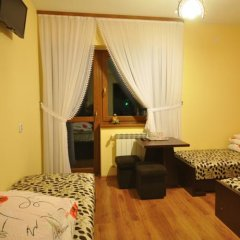 Отель Willa Bogda Поронин комната для гостей