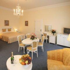 Отель Parkhotel Richmond 4* Номер Делюкс