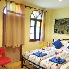 Отель Goldsea Beach 3* Стандартный номер с различными типами кроватей фото 5