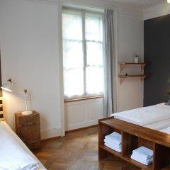 Отель The Bed and Breakfast 3* Стандартный номер с различными типами кроватей (общая ванная комната) фото 12