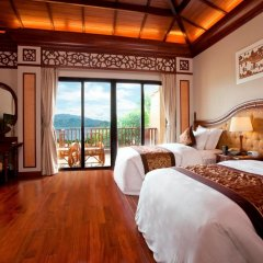 Отель Vinpearl Luxury Nha Trang 5* Вилла с различными типами кроватей фото 10