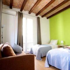Отель Barceloneta Studios 3* Студия фото 13