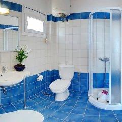 Апартаменты Glyfa Apartments ванная