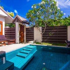Отель Coco Palm Beach Resort 3* Вилла с различными типами кроватей фото 11