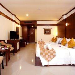 Отель Horizon Patong Beach Resort And Spa 4* Номер Делюкс фото 4