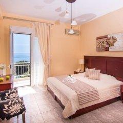 Potos Hotel 3* Стандартный номер с различными типами кроватей фото 7