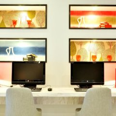 Grand Park Hotel Panex Chiba Тиба интерьер отеля фото 3