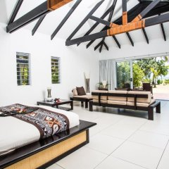 Отель Lomani Island Resort - Adults Only 4* Бунгало с различными типами кроватей
