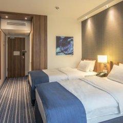 Отель Holiday Inn Express Nurnberg City - Hauptbahnhof 3* Стандартный номер с различными типами кроватей фото 10