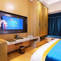 Апартаменты Guangzhou Chimelong Heefun International Service Apartment Гуанчжоу интерьер отеля