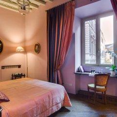 Отель Casa Howard Guest House Rome (Capo Le Case) 3* Номер Делюкс с различными типами кроватей фото 4