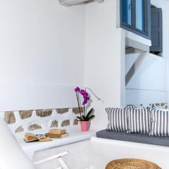 Отель Bay Bees Sea view Suites & Homes 2* Коттедж с различными типами кроватей фото 22