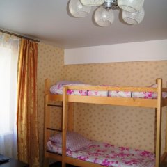 Иркутск хостел на Байкальской Кровать в общем номере с двухъярусной кроватью фото 5