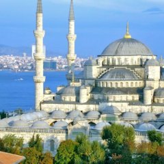 Отель Family Istanbul Стамбул балкон