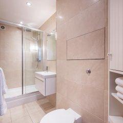 Отель West End Apartments Великобритания, Лондон - отзывы, цены и фото номеров - забронировать отель West End Apartments онлайн ванная