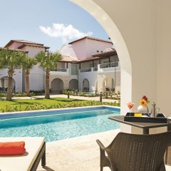Отель Dreams Dominicus La Romana All Inclusive бассейн