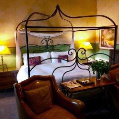 Отель Hacienda de Los Santos 4* Стандартный номер с различными типами кроватей