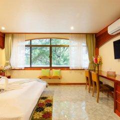 Отель ID Residences Phuket 4* Стандартный номер с двуспальной кроватью фото 22
