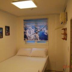 Star Hostel Myeongdong Ing Стандартный номер с различными типами кроватей фото 7