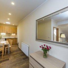 Отель Aparthotel Lublanka 3* Люкс с различными типами кроватей фото 12