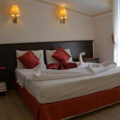 Yavuzhan Hotel 2* Люкс с различными типами кроватей фото 2