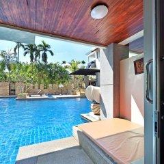 Отель Lanta Sand Resort & Spa 4* Номер Делюкс с различными типами кроватей