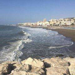 Отель Málaga Inn пляж