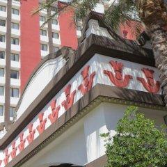 Отель El Cortez Hotel & Casino США, Лас-Вегас - 1 отзыв об отеле, цены и фото номеров - забронировать отель El Cortez Hotel & Casino онлайн балкон