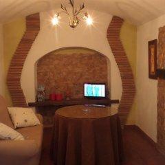 Отель Cuevas de Medinaceli спа