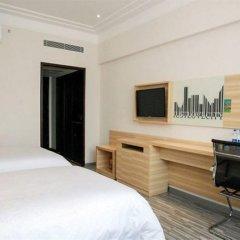 Отель City Comfort Inn Guangzhou Jiahe Branch удобства в номере