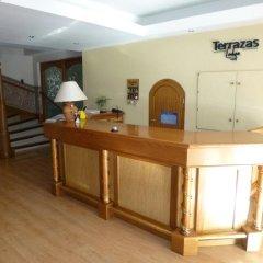 Terrazas Lodge Hotel Сан-Рафаэль интерьер отеля