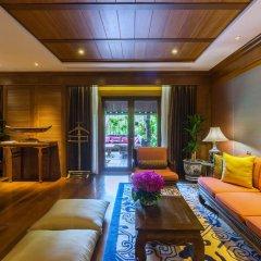 Sheraton Grande Sukhumvit, Luxury Collection Hotel, Bangkok 5* Люкс Grande с различными типами кроватей фото 13