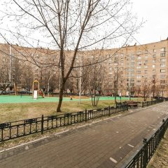 Апартаменты Central Apartments спортивное сооружение