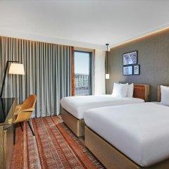 Отель Hilton London Tower Bridge 4* Представительский номер с 2 отдельными кроватями фото 5