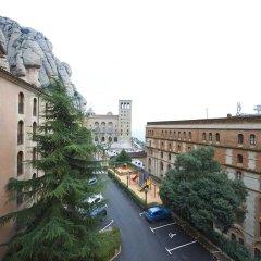 Отель Apartamentos Montserrat Abat Marcet Монистроль-де-Монтсеррат фото 2