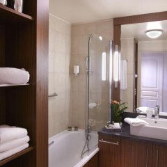 Отель Citadines Saint-Germain-des-Prés Paris 3* Апартаменты Премиум с различными типами кроватей фото 3