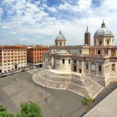 Отель Luxury House Santa Maria Maggiore Рим парковка