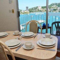 Отель Alba Suites Acapulco питание
