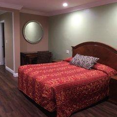 Отель American Inn & Suites LAX Airport 2* Стандартный номер с различными типами кроватей