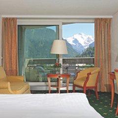 Metropole Swiss Quality Interlaken Hotel 4* Стандартный номер с различными типами кроватей фото 3