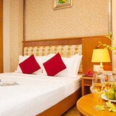 Cherry Hotel 2* Номер Делюкс с различными типами кроватей фото 8