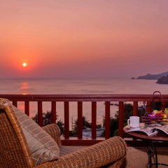 Отель Novotel Phuket Resort 4* Улучшенный номер с двуспальной кроватью фото 15